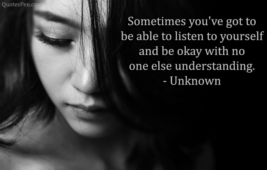 listen-to-yourself-quote