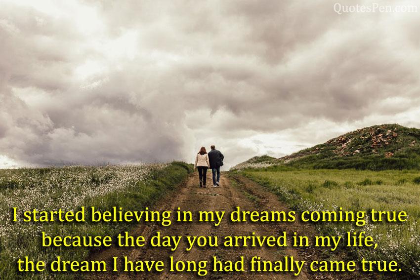 my-dreams-coming-true
