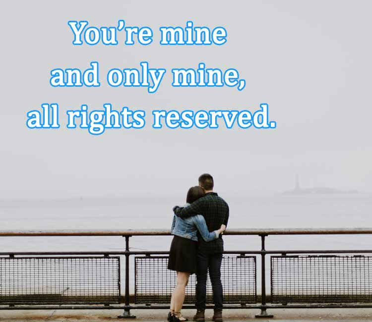 you-are-mine