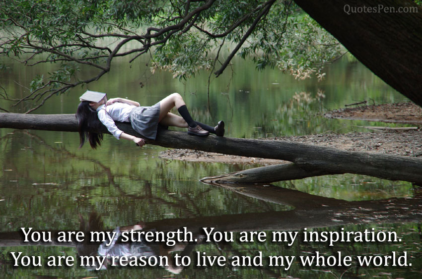 you-are-my-strength-quote