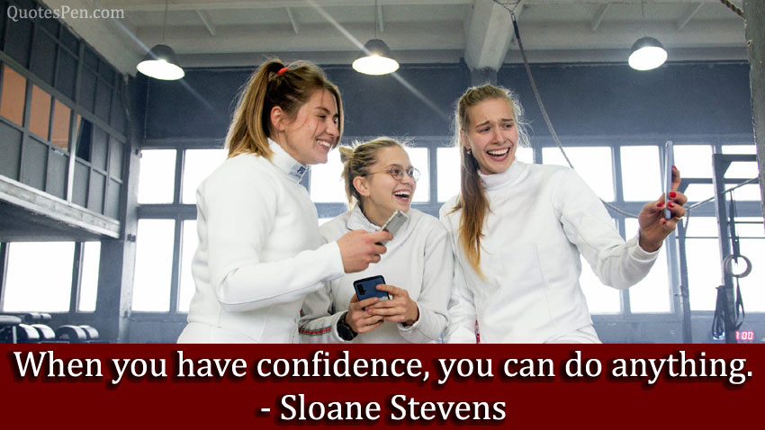 confidence motivational quotes