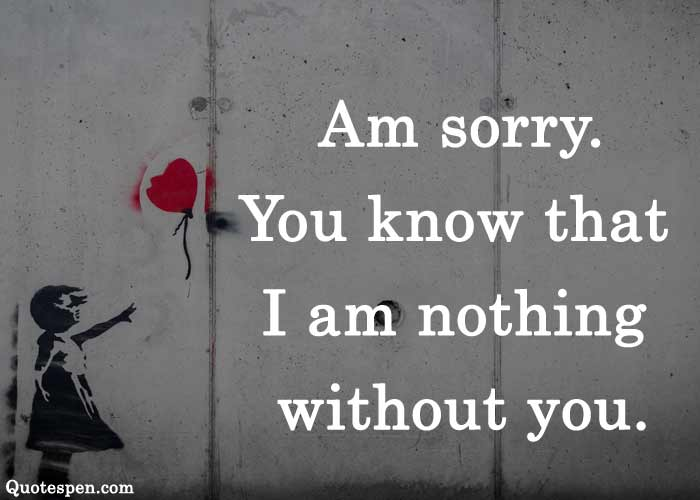 am-sorry-quote-for-him