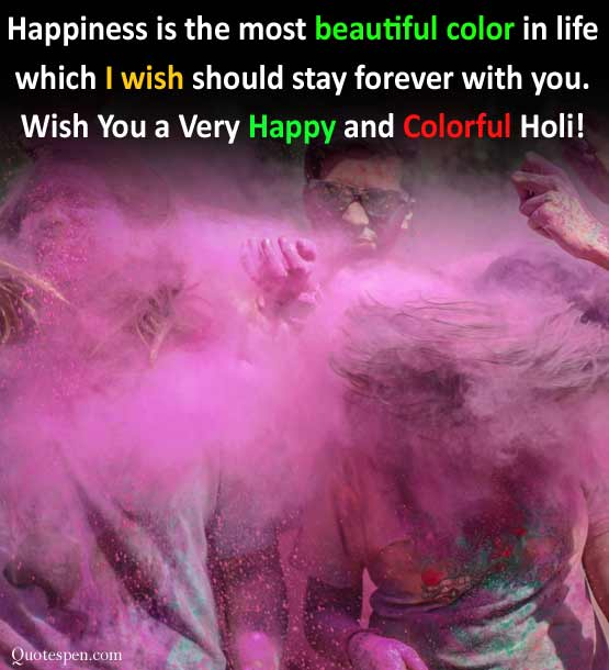 best happy holi wishes image quotes