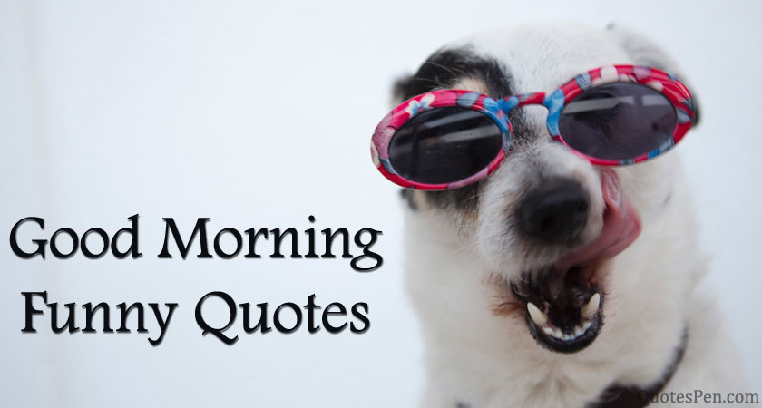 good-morning-funny-quotes
