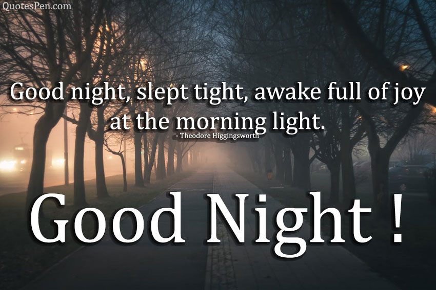 good-night-quote-in-english
