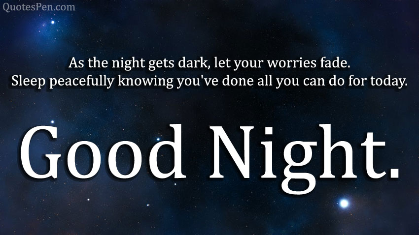 good-night-quotes-images