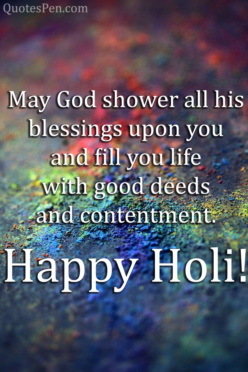 Professional Happy Holi Wishes in English