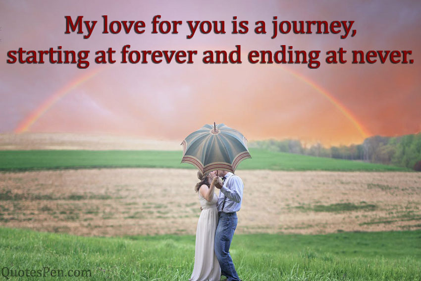 my-love-for-you-quote