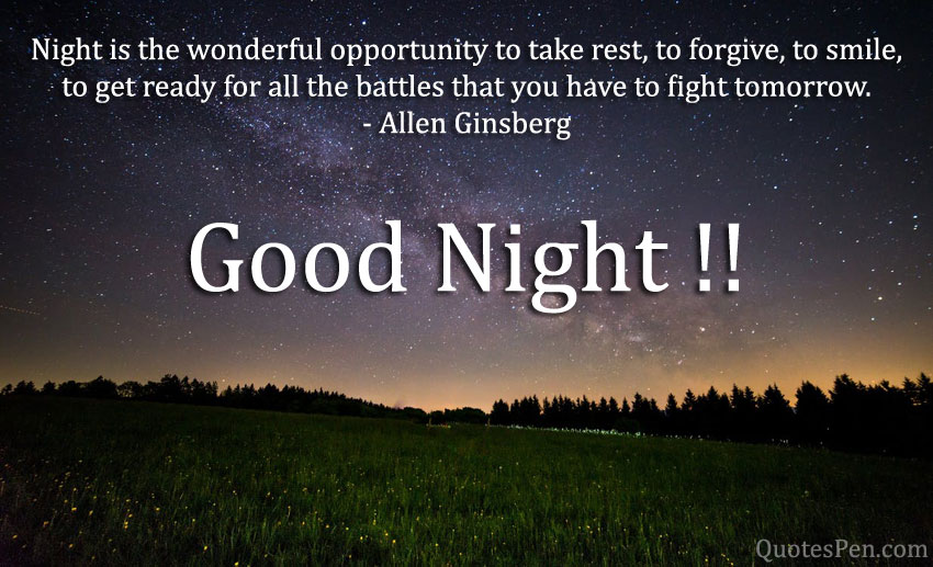 night-is-the-wonderful-opportunity-quotes