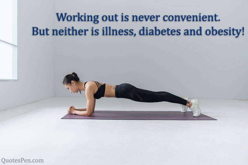 motivational weight loss workout quotes