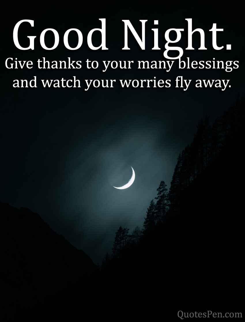 wishes-on-good-night