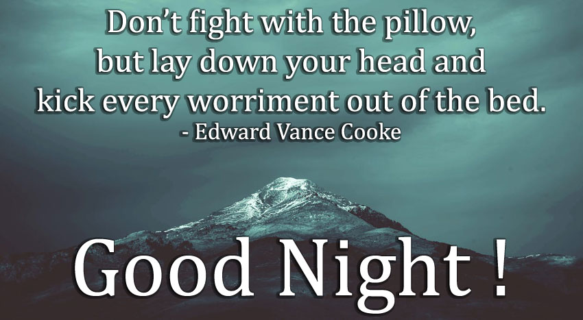 worriment-out-of-the-bed-quotes
