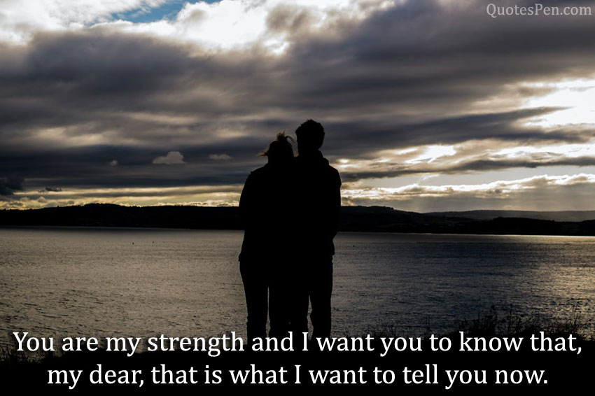 you-aremy-strength-quote