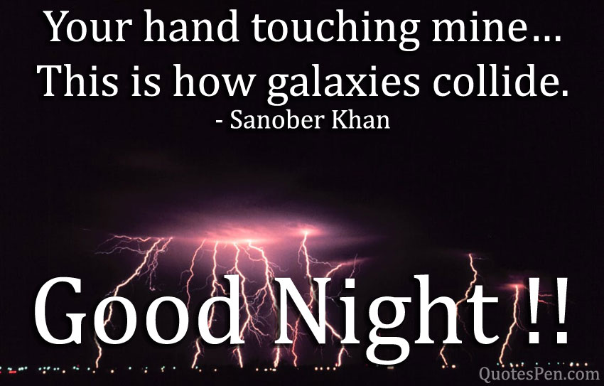 your-hand-touching-mine-quotes