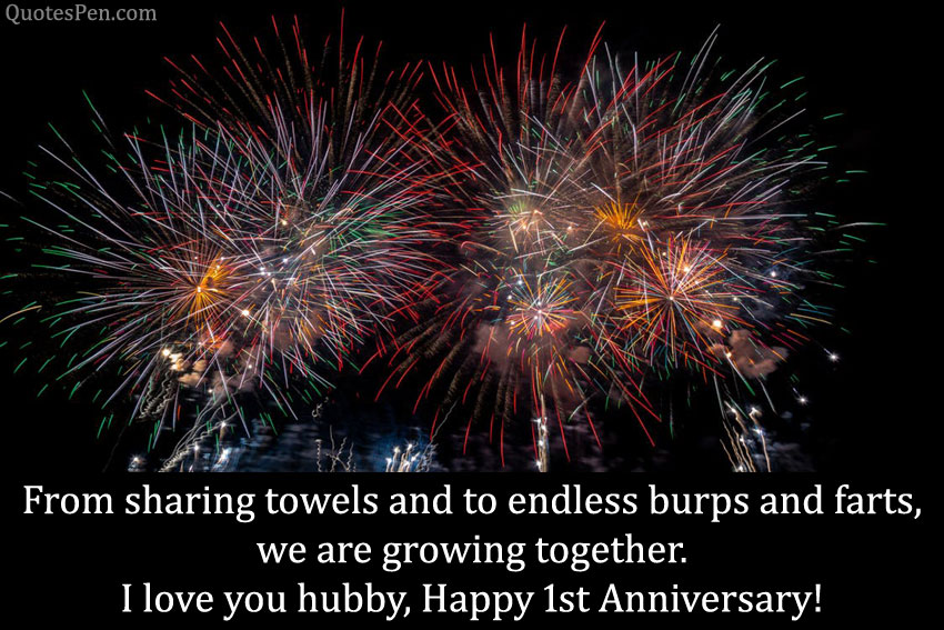 1st-anniversary-wishes-for-my-love