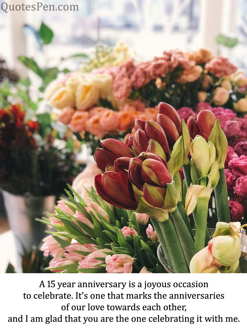 best-15th-anniversary-quotes