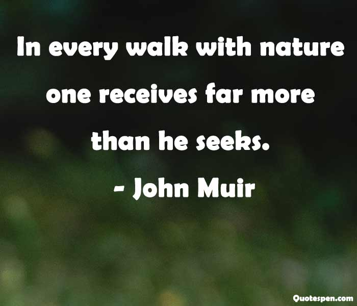 earth day quotes 2021