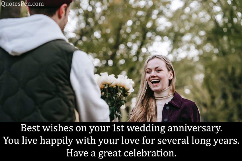 first-anniversary-wishes-for-sister