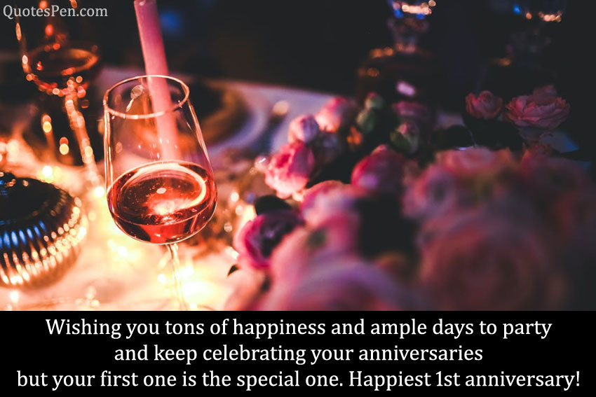 first-marriage-anniversary-quotes-wishes