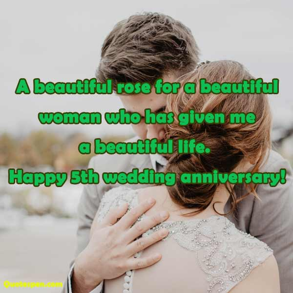 Anniversary Wishes for Her