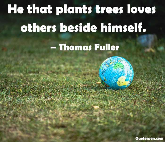 inspirational earth day short quotes