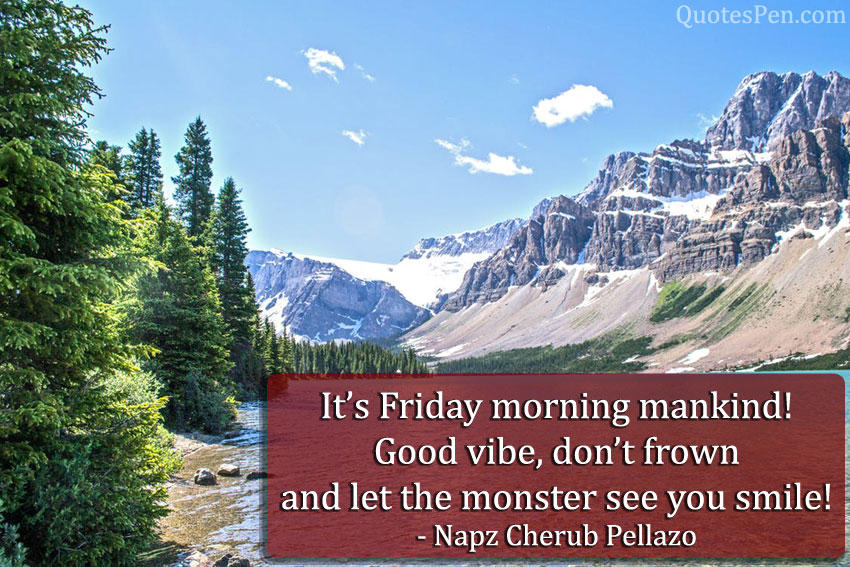 friday-good-morning-quotes