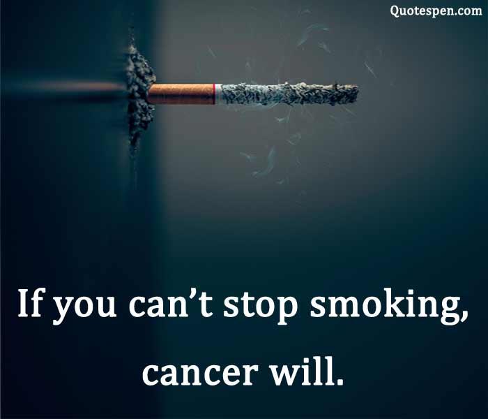 slogan on anti tobacco day in english