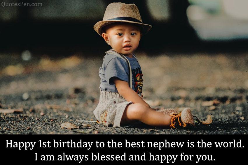 1st-birthday-wishes-for-nephew