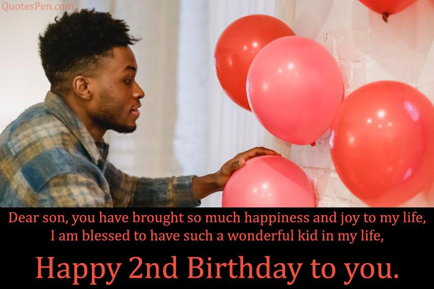 2nd-birthday-wishes-my-son
