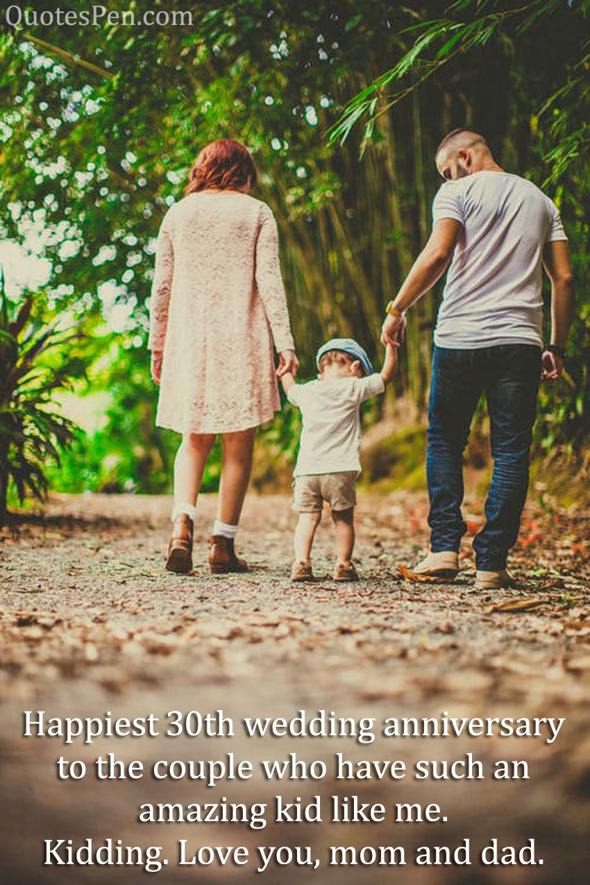 30th-anniversary-wishes-for-mom-dad