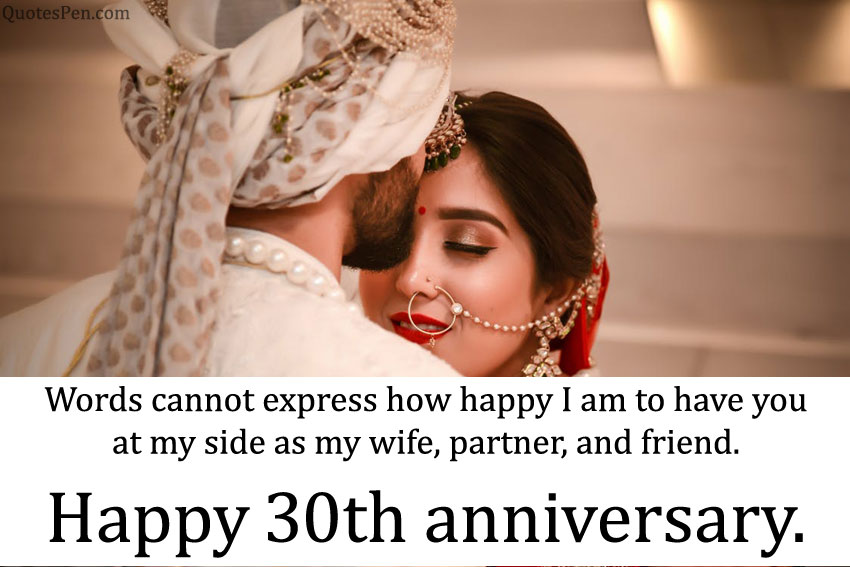 30th-wedding-anniversary-wishes-for-wife