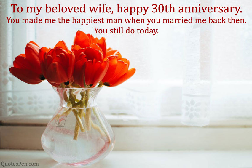 30th-wedding-anniversary-wishes-wife