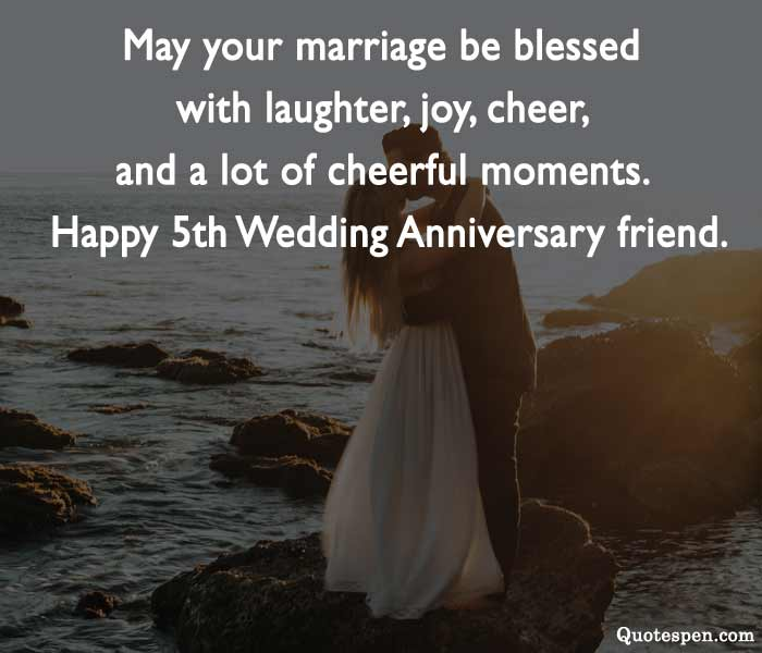happy-5th-anniversary-quotes-wishes-to-friends