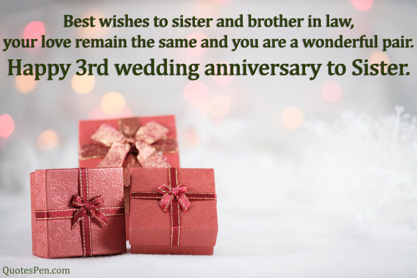 3rd-anniversary-wishes-for-sister