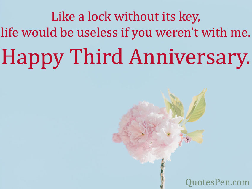 3rd-marriage-anniversary-wishes-for-wife