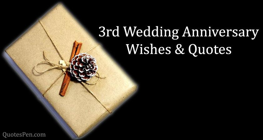 best-3rd-anniversary-wishes