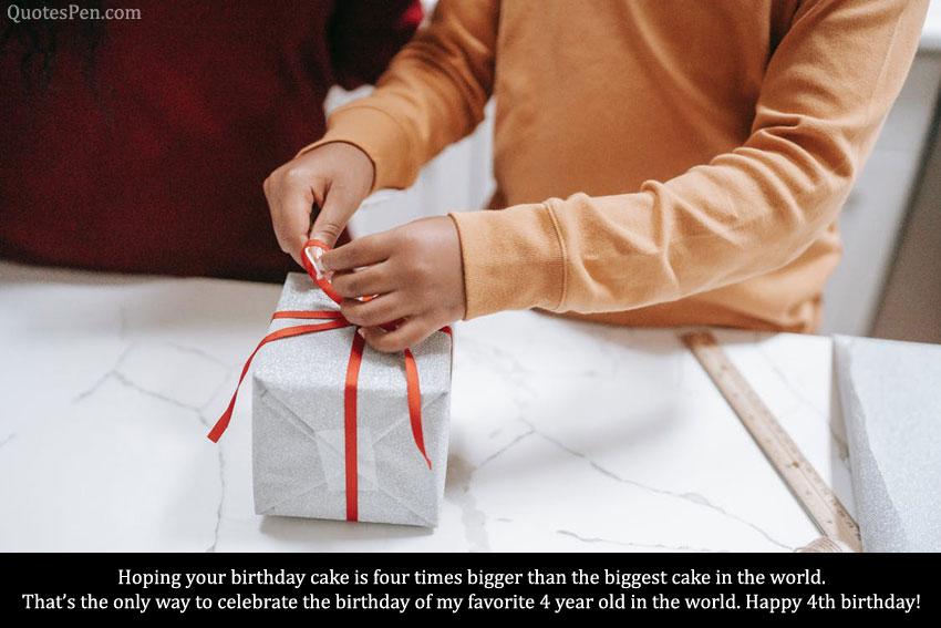 happy-fourth-birthday-quotes