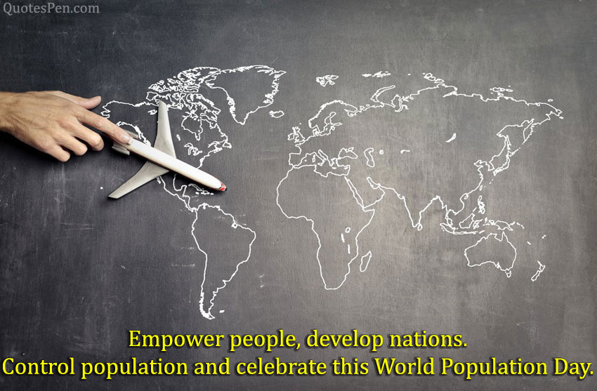world-population-day messages