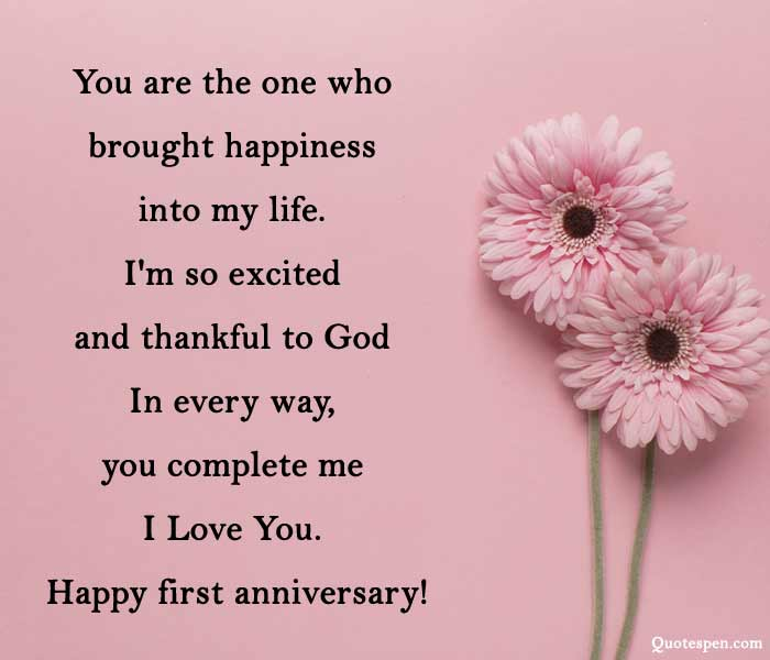 1st-wedding-anniversary-wishes-for-wife