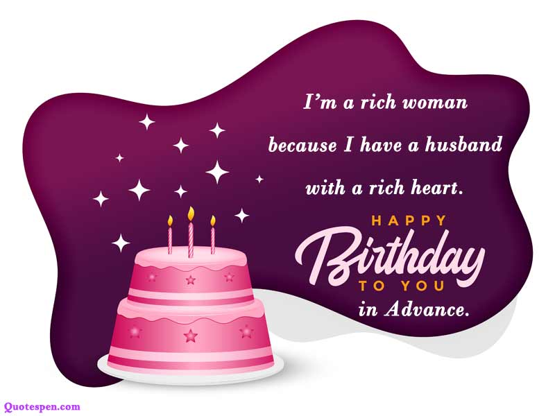 advance-birthday-wishes-for-husband