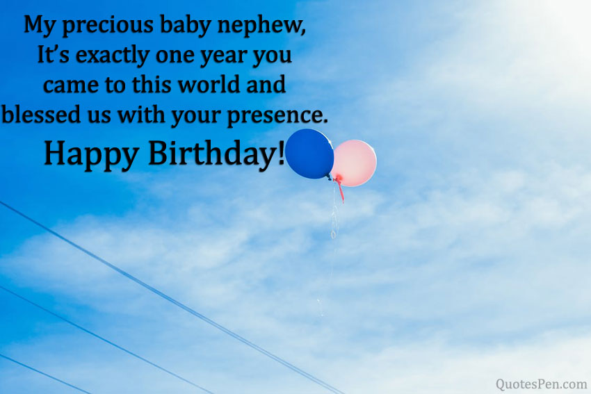 first-birthday-messages-for-nephew